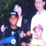 芸人アントニーは弟マイケルとハーフで父親・母親が日本人の複雑の家庭で育つ