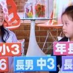 本田望結の母・父・姉・妹・兄の5人兄弟でお金持ちなの?